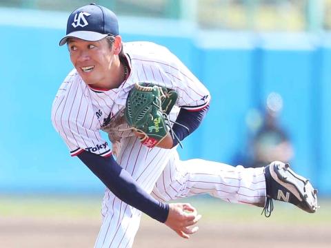 小川投手も好投で続く
