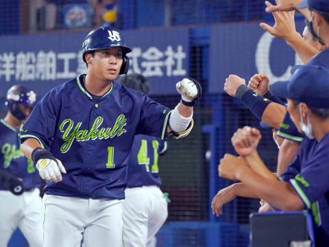 山田選手が満塁ホームラン含む4安打5打点