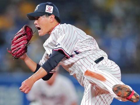 高橋投手が8回3安打無失点の好投で今シーズン初勝利!