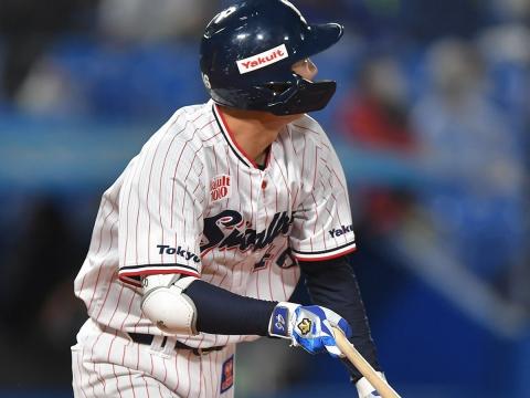太田選手が先制の2点タイムリー二塁打含む、2安打2打点の活躍!