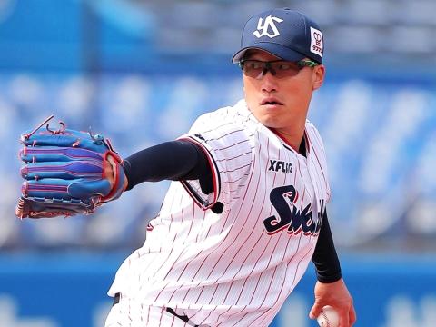 先発した山田大投手は4回2失点