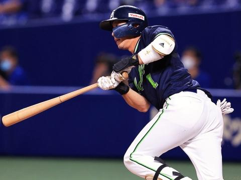 山田選手が11号2ラン含む3安打3打点