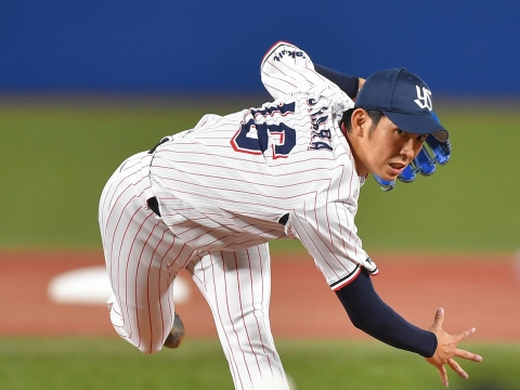 先発・原樹理投手が投打に活躍!