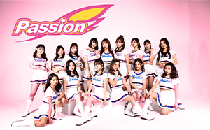 ダンスチーム「Passion」