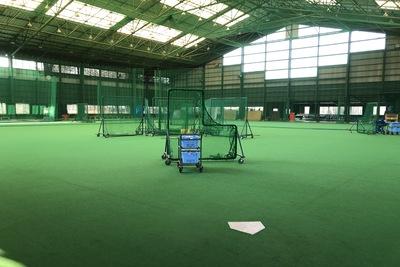 室内練習場