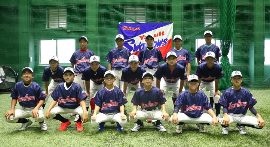 2021 東京ヤクルトスワローズジュニアチーム